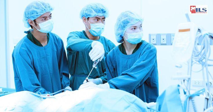 Laparoscopic Surgery | ILS Hospitals