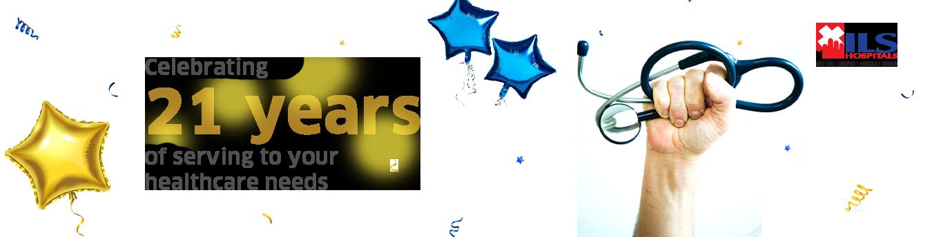 ILS 21 Year Anniversary